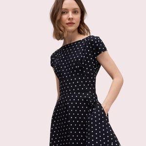 Adorable Kate Spade Fiorella A-Line Mini Dress 6